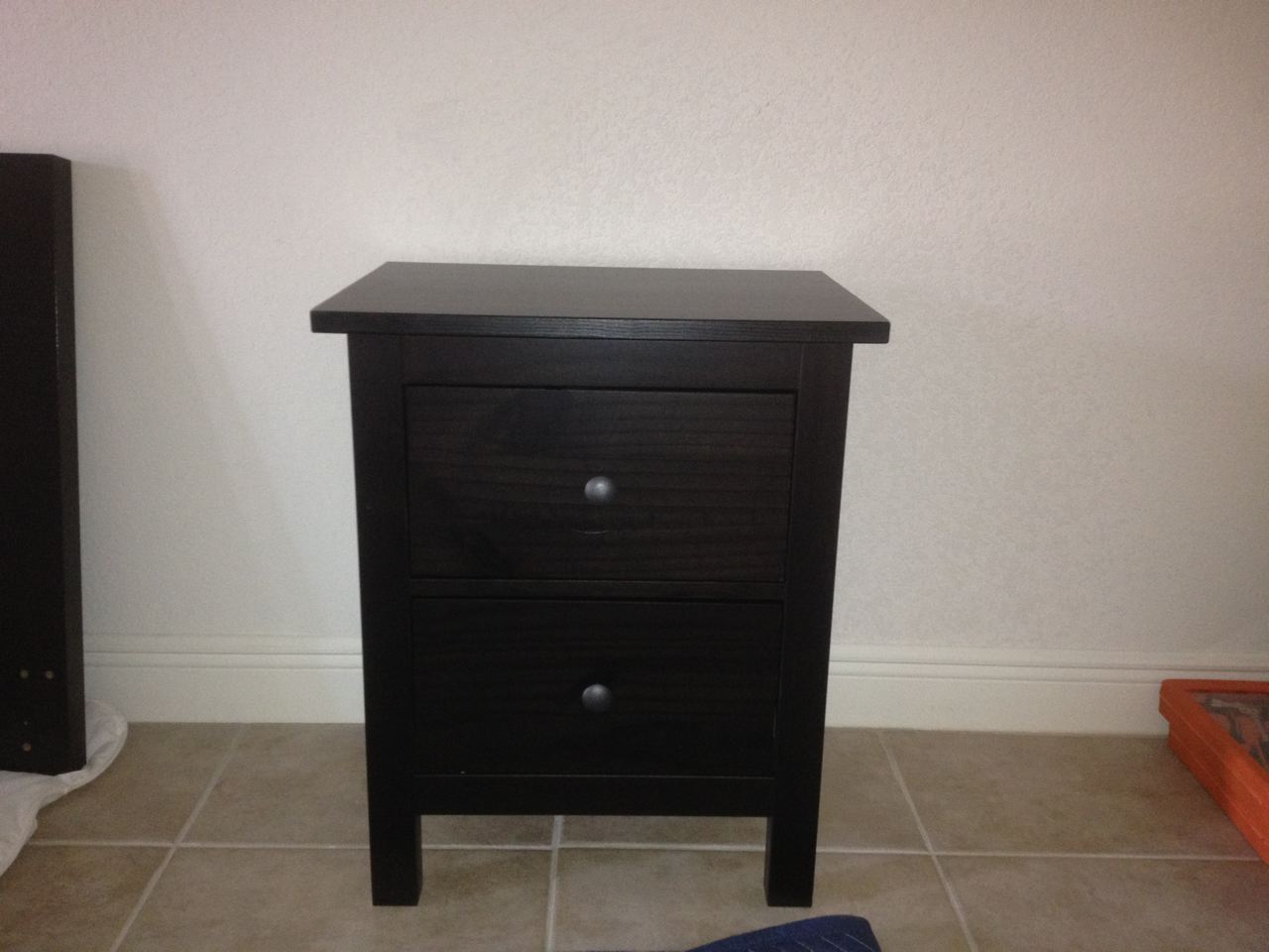 Ikea Hemnes 2 Drawer Nightstands Carter Assembly