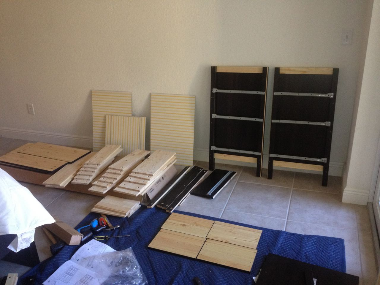 Ikea Furniture Assembly St Pete Beach Malm Hemnes Carter
